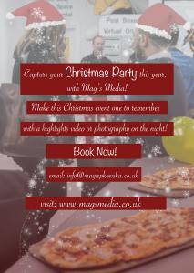 christmas events photography and videography around southampton, hampshire
