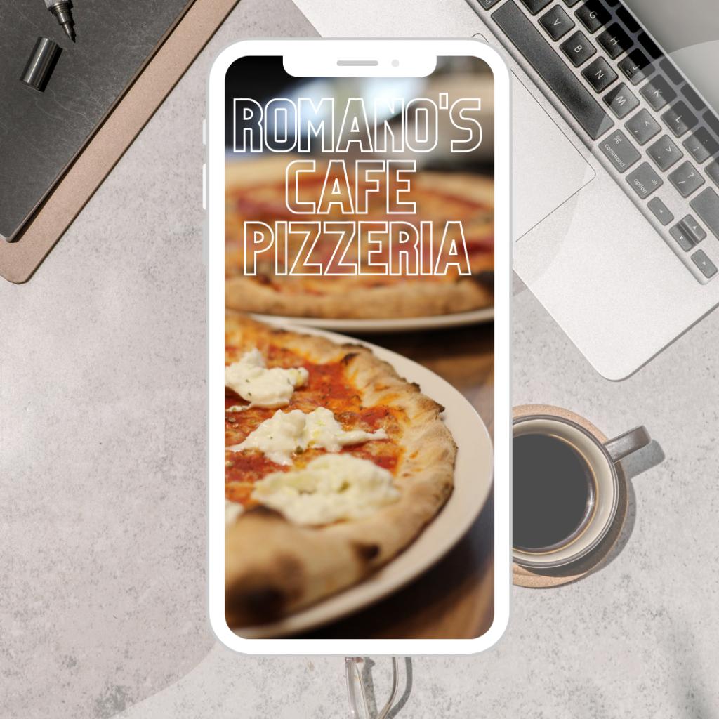 social media marketing phone